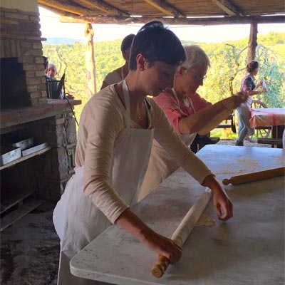 cooking class in chianti fresh handmade pasta in tuscany