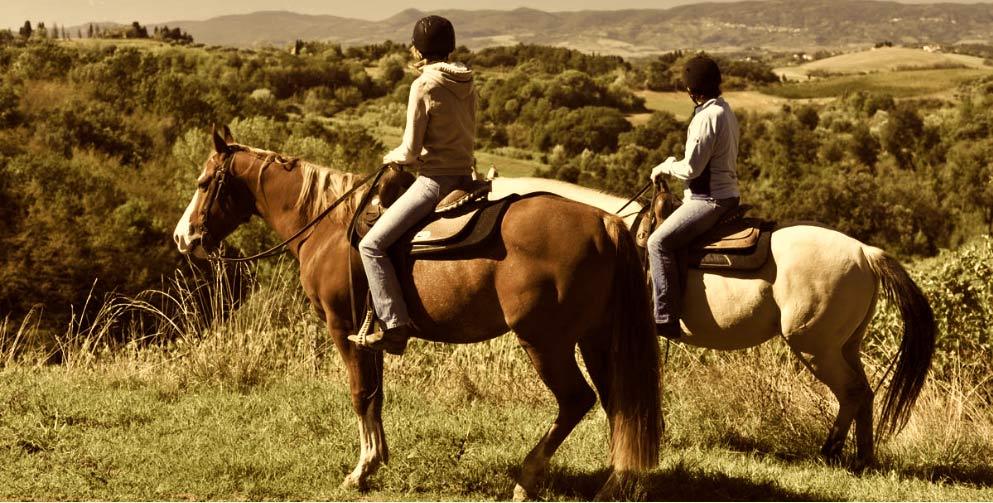 Horse Riding Tour Tuscany