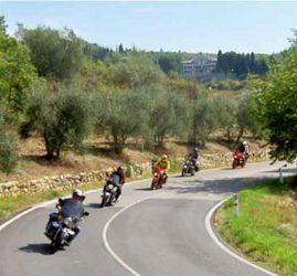 Chianti and Tuscany by Motorbike