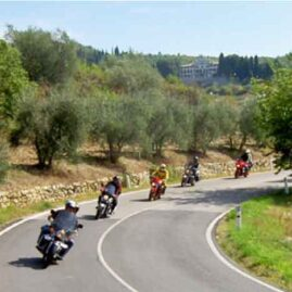 Chianti and Tuscany by Motorbike