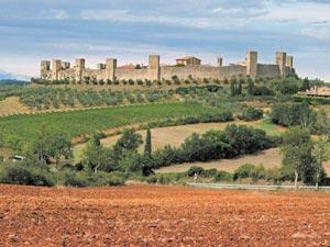 tour monteriggioni siena tuscany chianti wine tasting