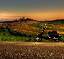 Chianti Vespa Tours
