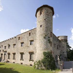 Tuscany Castle in Chianti