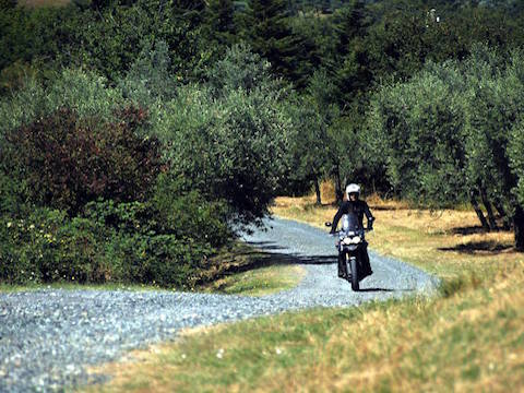Chianti on-off – Tour / Course Off-Road  for Enduro 4 days