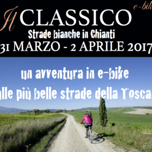 Il Classico E-bike April 1-2th 2017