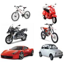 chianti region rent, bike, cars, motorbike, scooter, piaggio vespa