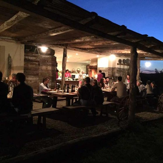 Food and wine events in chianti