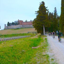 Chianti Classico bike travel