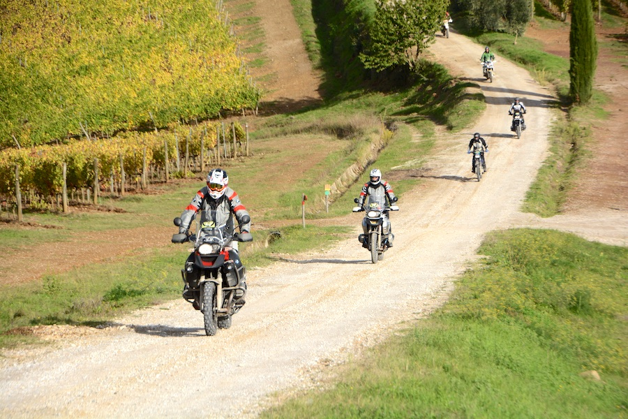 Il-Classico-in-Moto-strade-bianche-in-chianti