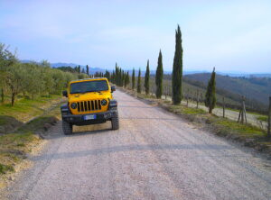 Prosciutto Farm Tour of road 4×4
